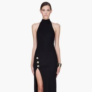 Sexy BALMAIN Paris Gown